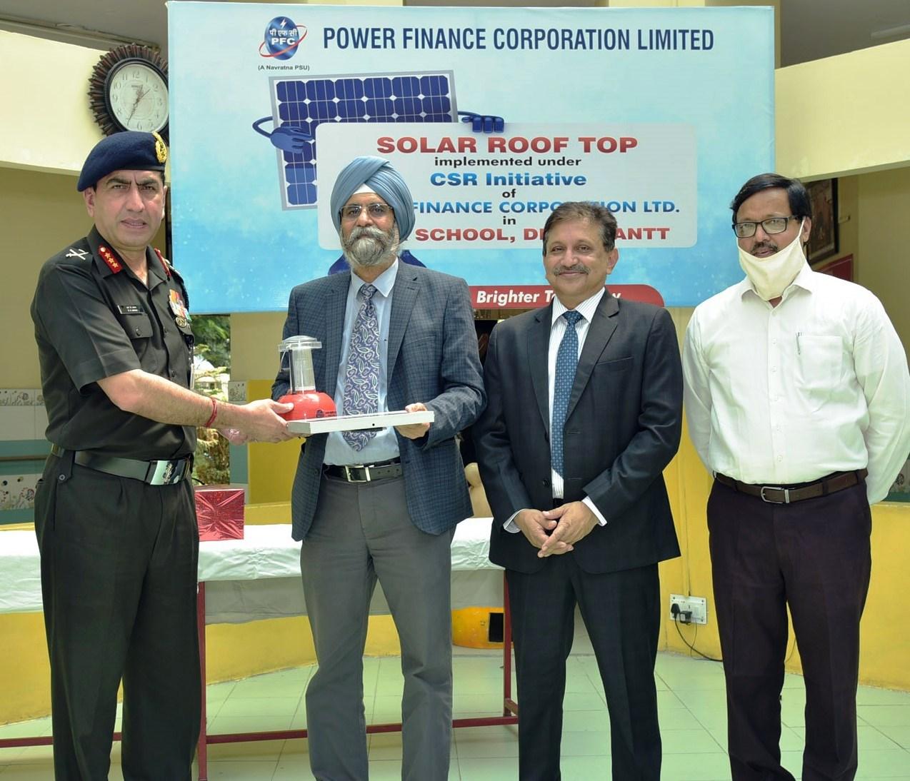 Ravinder Singh Dhillon Chairman and Managing Director, PFC